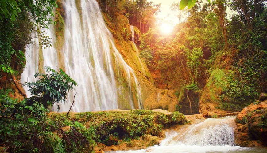 Samana Waterfall