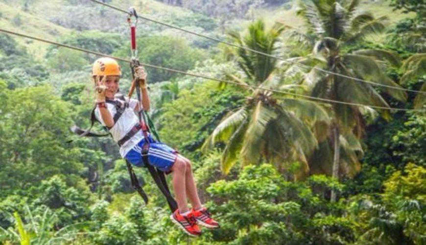 Zip Lines Punta Cana Tour